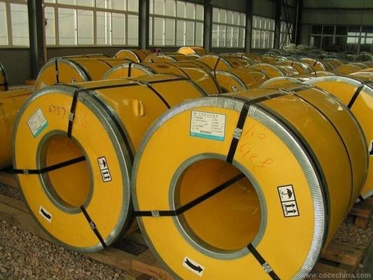 China 316 van 430 430L de Koudgewalste Oppervlakte het Roestvrije staalrollen van L 321 2B met 1000mm 1219mm Breedteop verkoop
